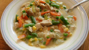 ChickenCornChowder