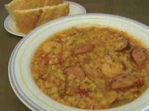 Shrimp Jamblaya