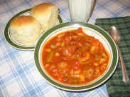 ItalianMeatballSoup